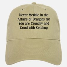 Never Dragons Hat