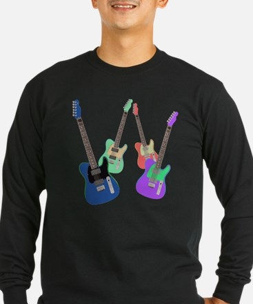 Tele Cast Black II T