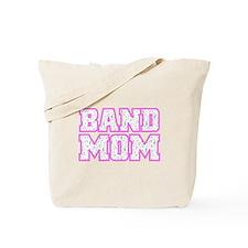 Varsity Band Mom Tote Bag