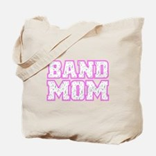 Varsity Band Mom Tote Bag