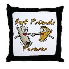 Cute Silly cute Throw Pillow