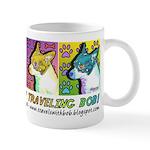 TravelingBobPopArtCafePressCup Mugs