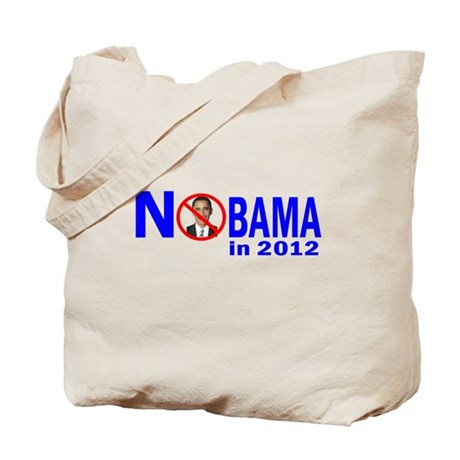 Nobama in 2012 Tote Bag