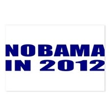 Just Say Nobama in 2012 Postcards (Package of 8)