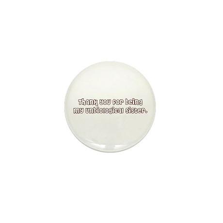 Unbiological Sisterhood Mini Button (10 pack)