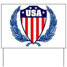 USA! Yard Sign