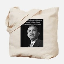 President Barack Obama: Tote Bag