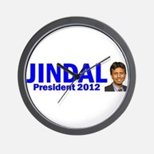 Jindal for President 2012 Wall Clock