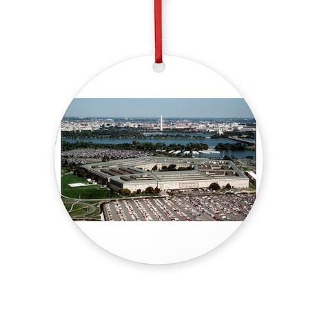 The Pentagon Keepsake (Round)