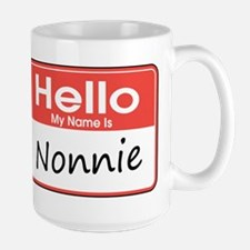 Hello, My name is Nonnie Mug