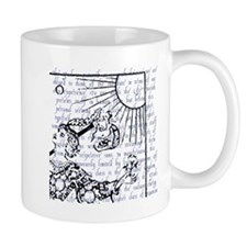 Tarot Key 0 - The Fool Mug