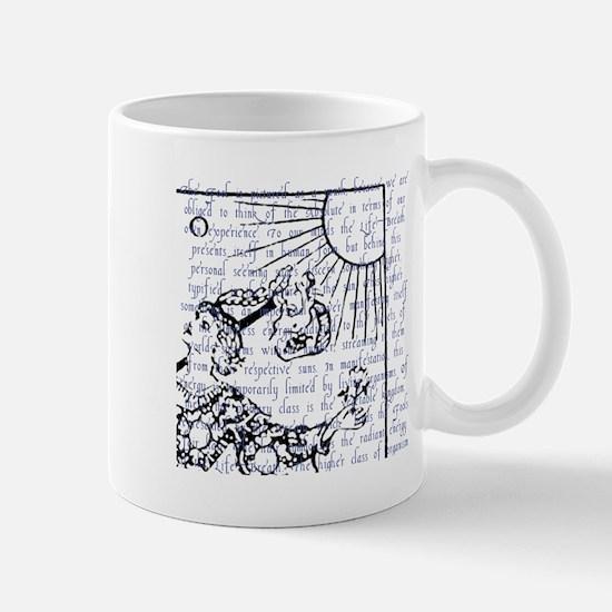 Tarot Key 0 - The Fool Mug
