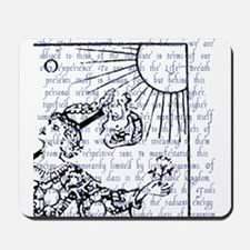 Tarot Key 0 - The Fool Mousepad