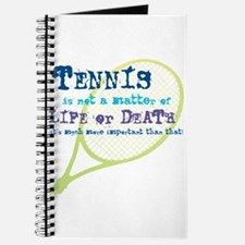 Tennis Life or.... Journal