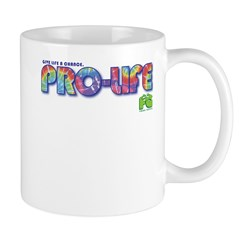 ProLifeTieDye Mug