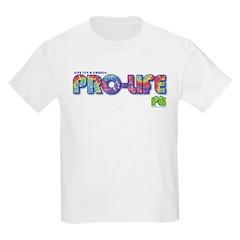 ProLifeTieDye Kids Light T-Shirt