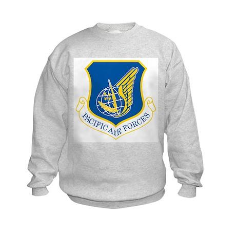 Pacific Air Forces Kids Sweatshirt