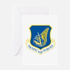 Pacific Air Forces Greeting Cards (Pk of 10)
