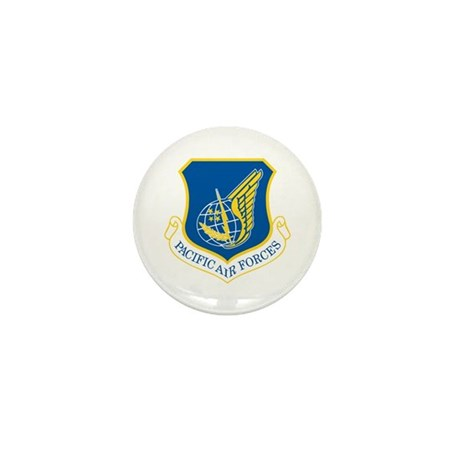 Pacific Air Forces Mini Button (100 pack)
