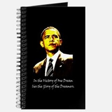 Obama Victory Journal