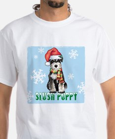 Holiday Miniature Schnauzer Shirt