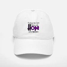 HOPE Lupus 4 Baseball Baseball Cap