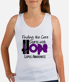 HOPE Lupus 4 Women's Tank Top