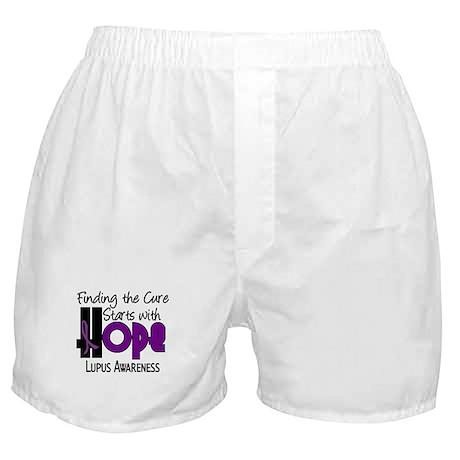 HOPE Lupus 4 Boxer Shorts