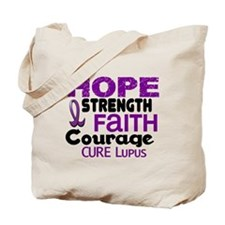 HOPE Lupus 3 Tote Bag