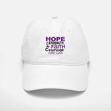 HOPE Lupus 3 Baseball Baseball Cap