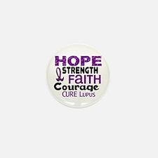 HOPE Lupus 3 Mini Button