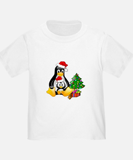 Its a Tux Christmas T