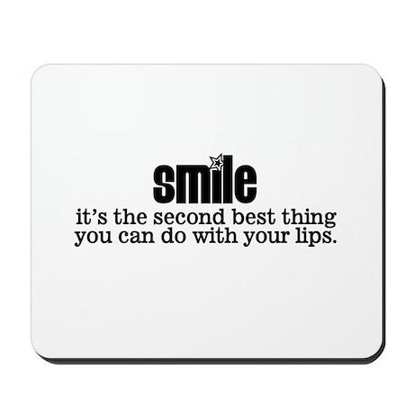 Smile Mousepad
