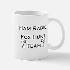 Ham Radio Fox Hunter Mug