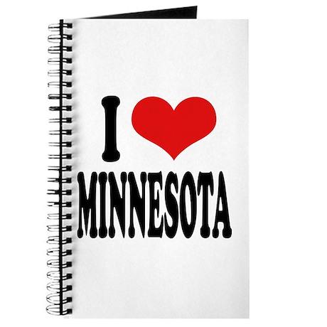 I Love Minnesota Journal