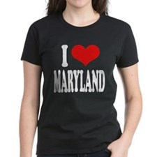 I Love Maryland Tee
