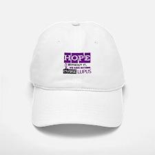 HOPE Lupus 2 Baseball Baseball Cap