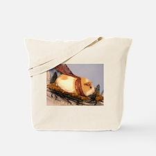 Peanut sleds! Tote Bag