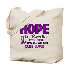 HOPE Lupus 1 Tote Bag