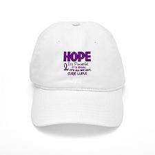 HOPE Lupus 1 Baseball Baseball Cap