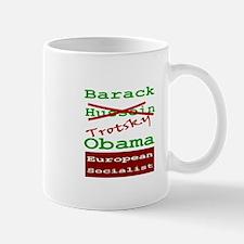Barack Trotsky Obama Mug