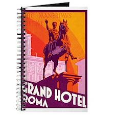 Roma Rome Italy Journal