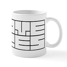 I love mazes Mug