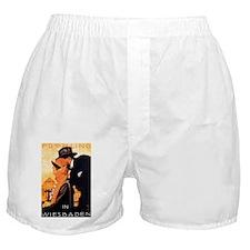 Wiesbaden Germany Boxer Shorts