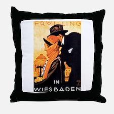 Wiesbaden Germany Throw Pillow