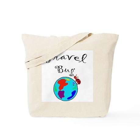 Travel Bug Tote Bag