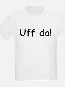 Unique Uff da T-Shirt
