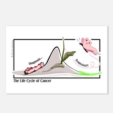 Life Cycle of Cancer Postcards (Package of 8)