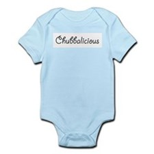 Chubbalicious Infant Bodysuit