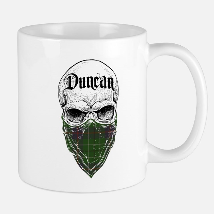 Duncan Tartan Bandit Mug